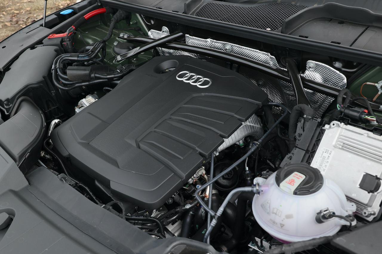 画像3: 【試乗記】Audi Q5 40 TDI quattro advanced
