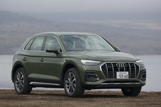 画像5: 【試乗記】Audi Q5 40 TDI quattro advanced