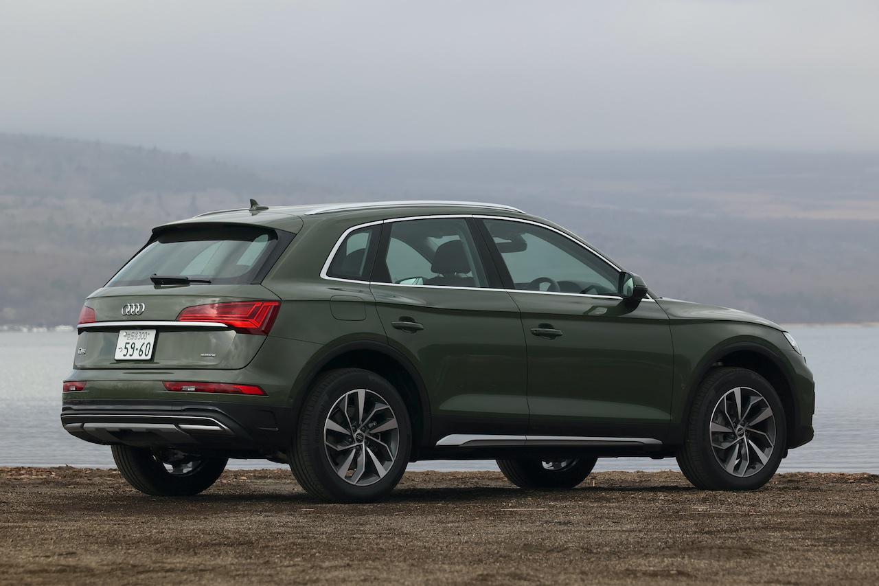 画像6: 【試乗記】Audi Q5 40 TDI quattro advanced