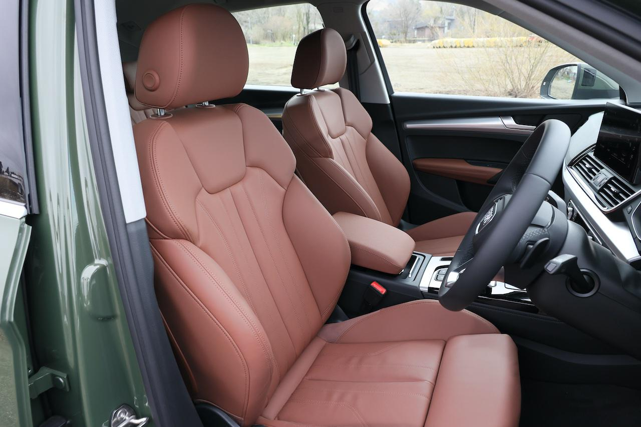 画像4: 【試乗記】Audi Q5 40 TDI quattro advanced