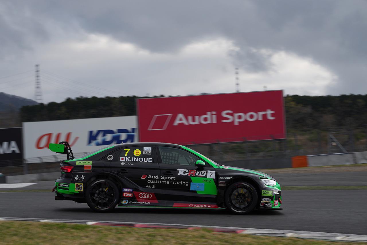 画像1: 【TCRJ Rd.1 FUJI SPEEDWAY】AudiとCupraが勝利