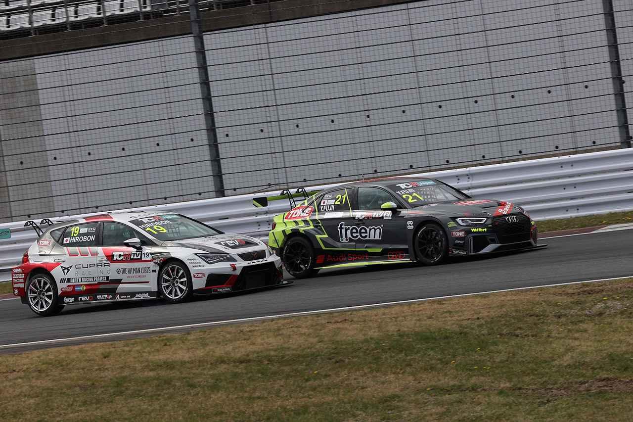 画像3: 【TCRJ Rd.1 FUJI SPEEDWAY】AudiとCupraが勝利
