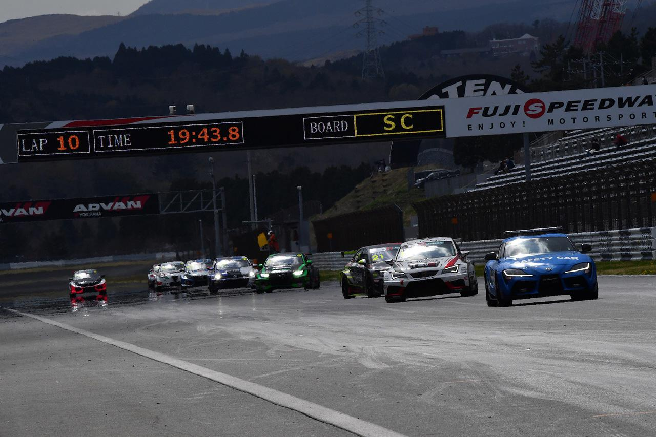 画像2: 【TCRJ Rd.1 FUJI SPEEDWAY】AudiとCupraが勝利