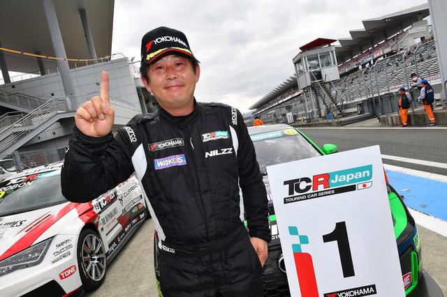 画像4: 【TCRJ Rd.1 FUJI SPEEDWAY】AudiとCupraが勝利
