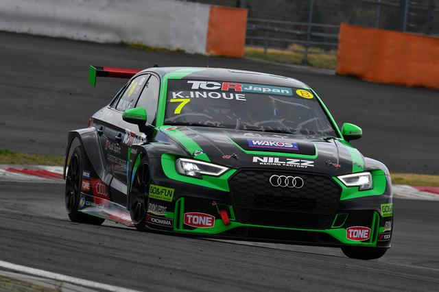 画像: #7 井上恵一(Audi RS 3 LMS)