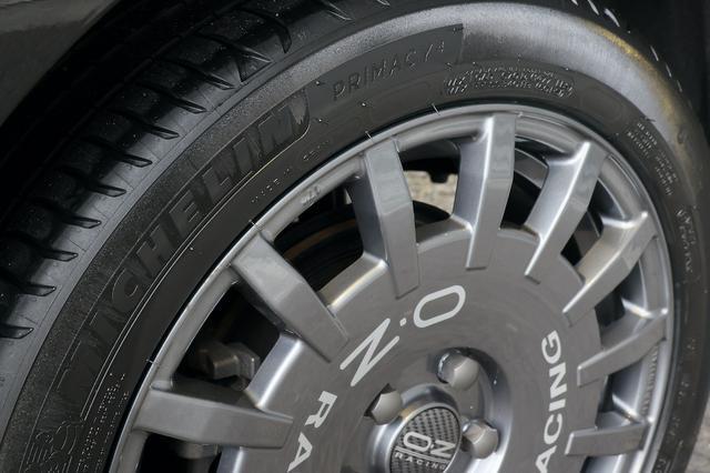 画像2: 【e-Golf】新しいタイヤ&ホイールで走りをアップグレード!