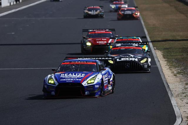 画像9: 【SUPER GT Rd.1 Okayama】2台のAudi R8 LMSが300kmレースを完走
