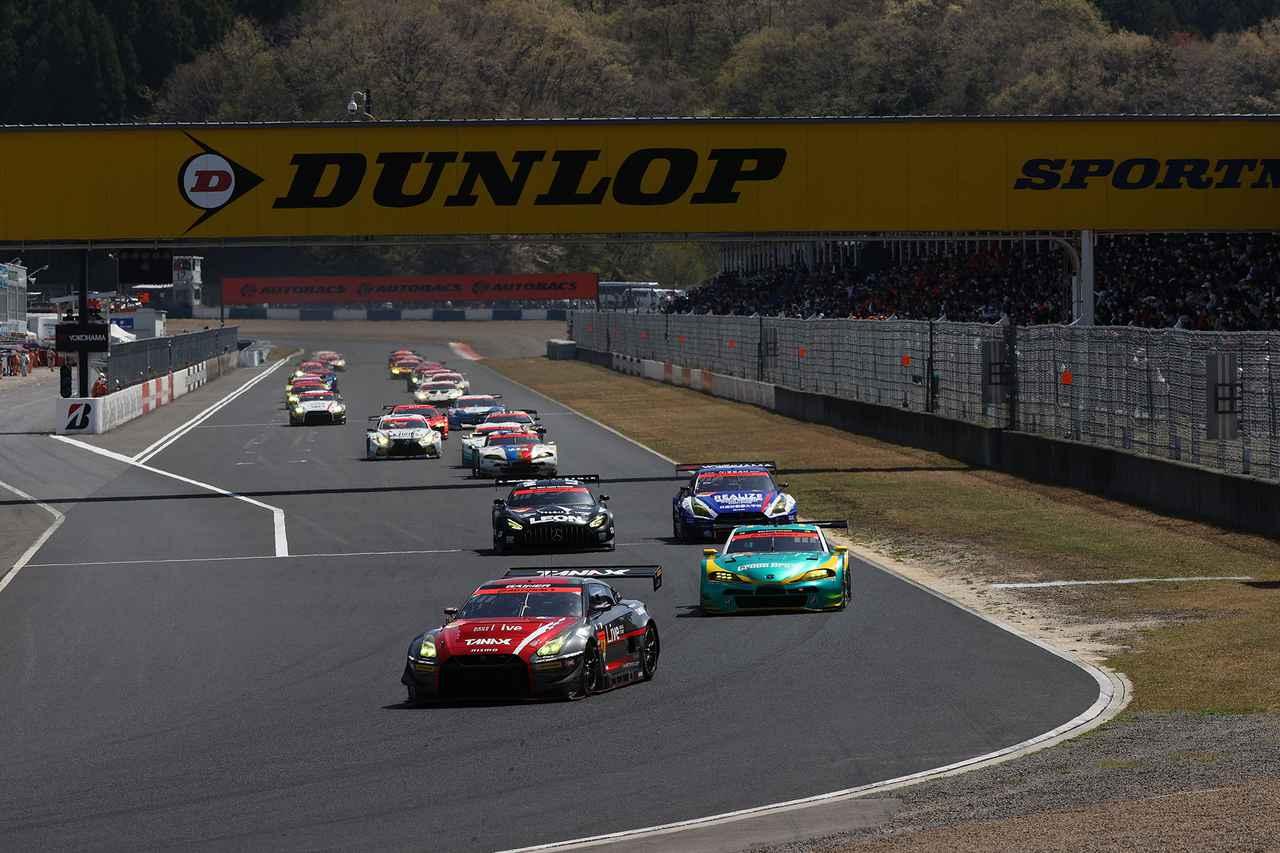 画像6: 【SUPER GT Rd.1 Okayama】2台のAudi R8 LMSが300kmレースを完走