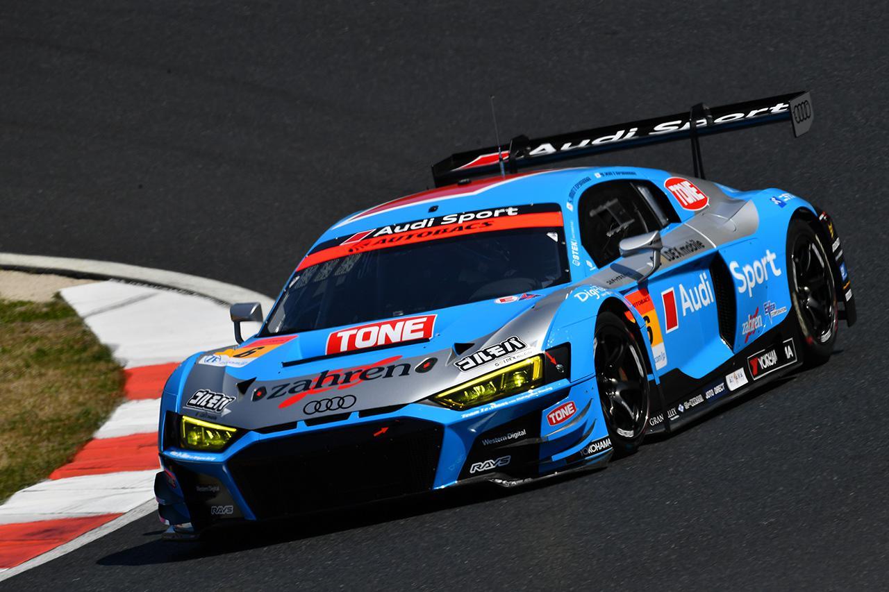 画像5: 【SUPER GT Rd.1 Okayama】2台のAudi R8 LMSが300kmレースを完走