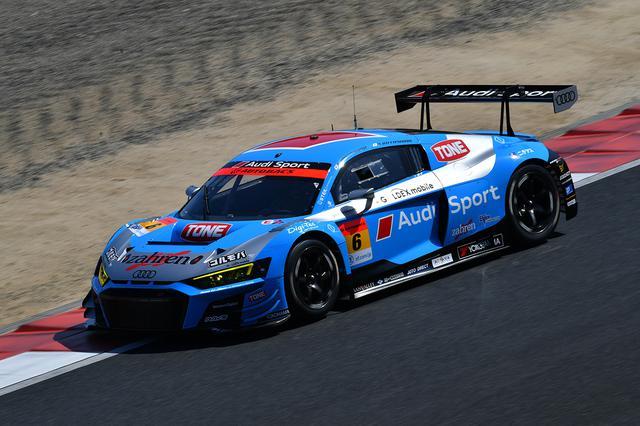 画像3: 【SUPER GT Rd.1 Okayama】2台のAudi R8 LMSが300kmレースを完走