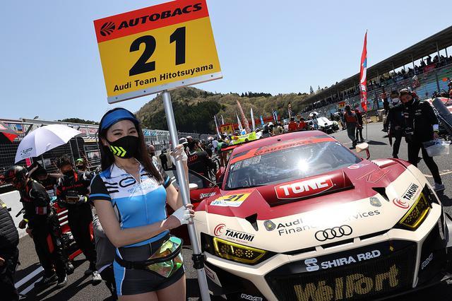 画像1: 【SUPER GT Rd.1 Okayama】2台のAudi R8 LMSが300kmレースを完走