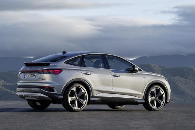 画像4: Audi Q4 Sportback e-tron