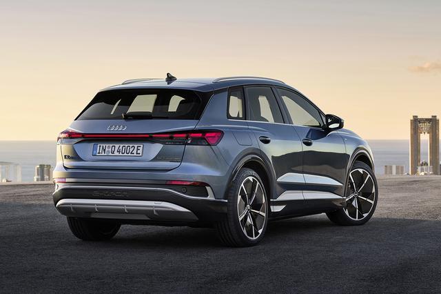 画像5: Audi Q4 e-tron