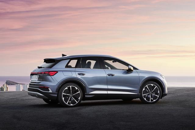 画像3: Audi Q4 e-tron