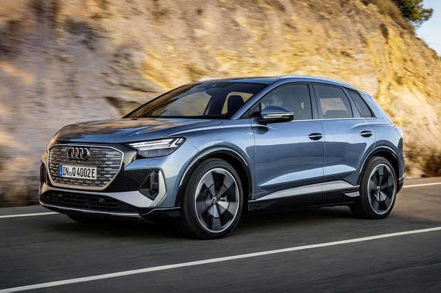 画像4: Audi Q4 e-tron