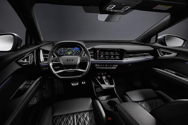 画像3: Audi Q4 e-tron/Sportback e-tronがワールドプレミア