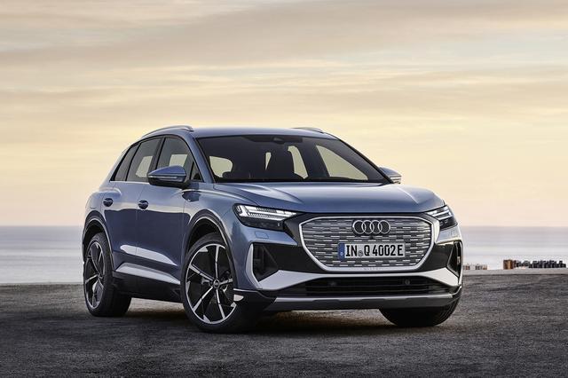 画像2: Audi Q4 e-tron
