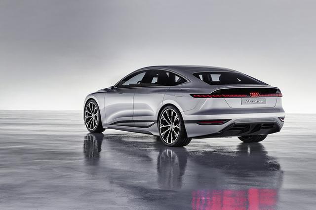 画像2: PPE採用の「Audi A6 e-tron concept」が上海ショーに!