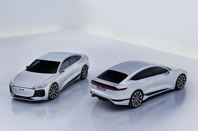 画像3: PPE採用の「Audi A6 e-tron concept」が上海ショーに!