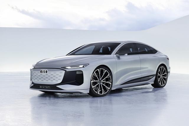 画像1: PPE採用の「Audi A6 e-tron concept」が上海ショーに!