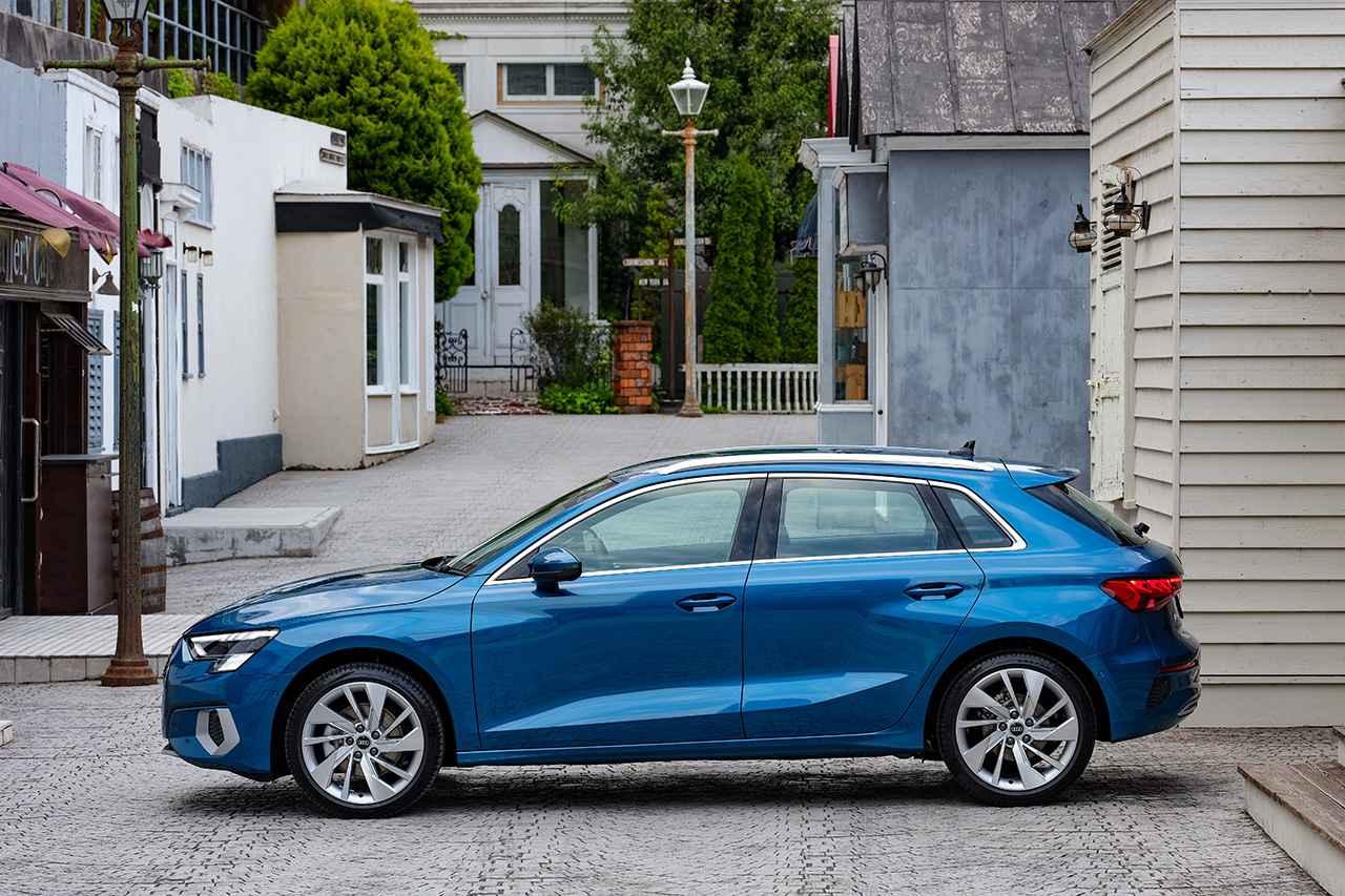 画像3: 「Audi A3」シリーズ発表!