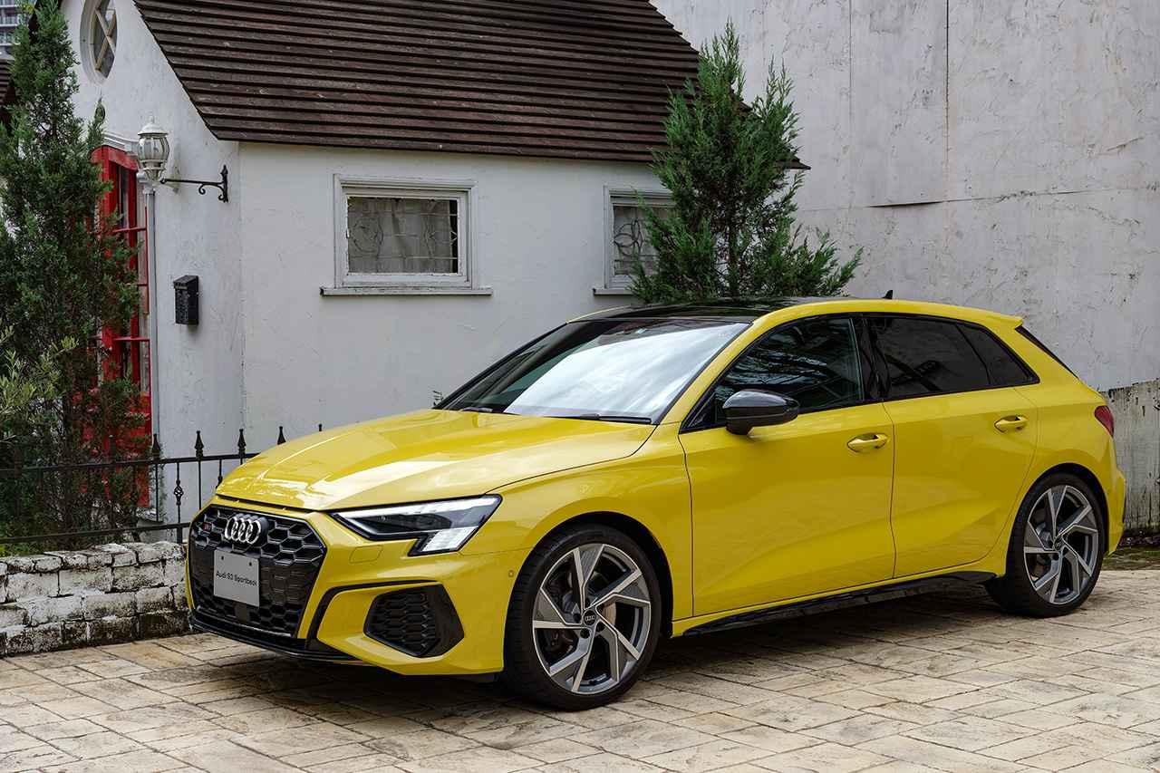 画像11: 「Audi A3」シリーズ発表!