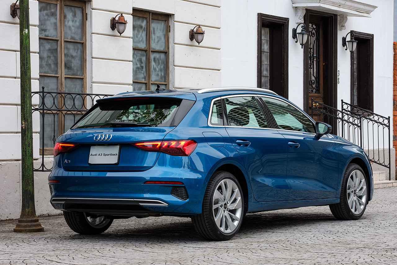 画像4: 「Audi A3」シリーズ発表!