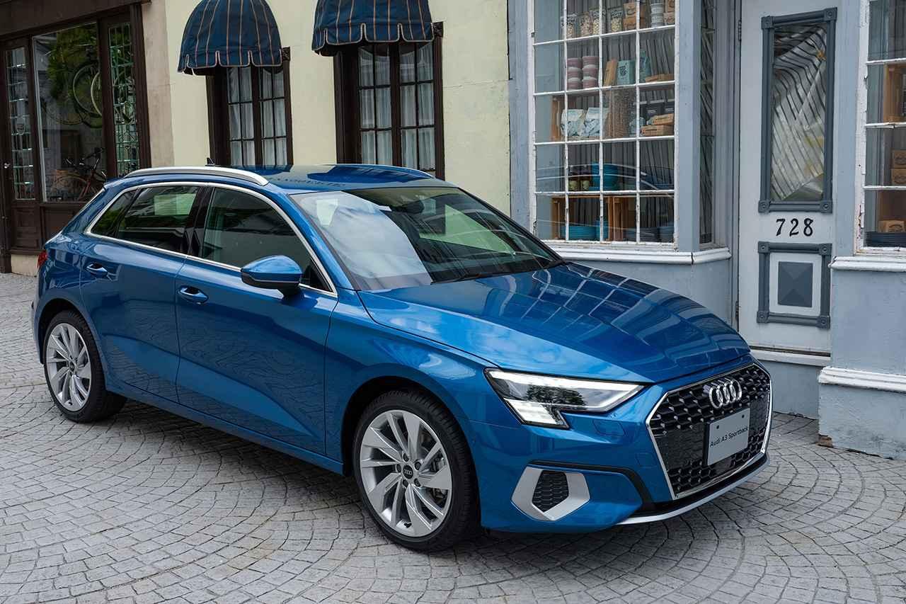 画像2: 「Audi A3」シリーズ発表!