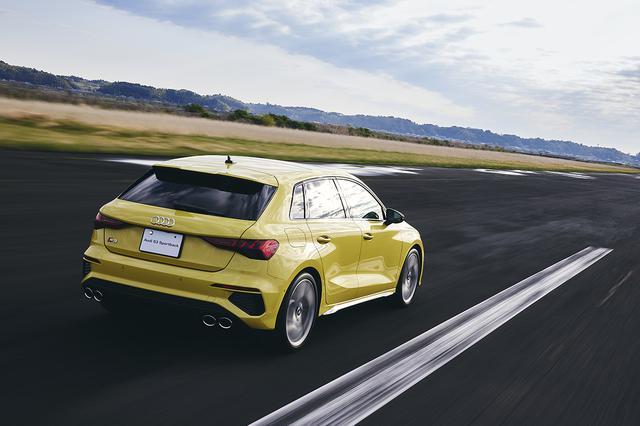 画像20: 「Audi A3」シリーズ発表!