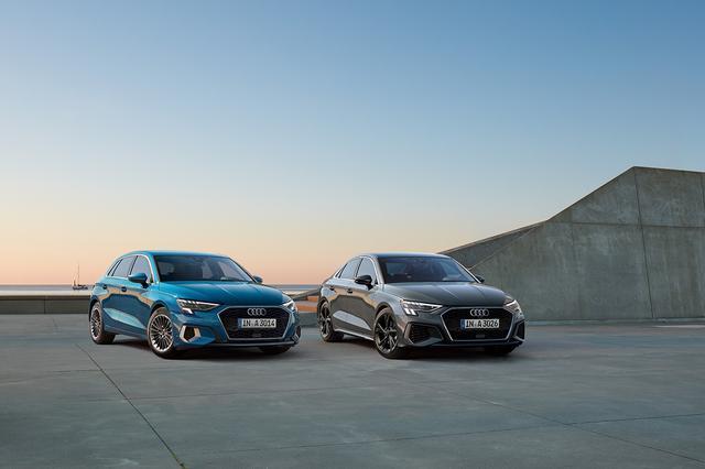 画像8: 「Audi A3」シリーズ発表!