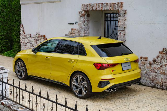 画像14: 「Audi A3」シリーズ発表!