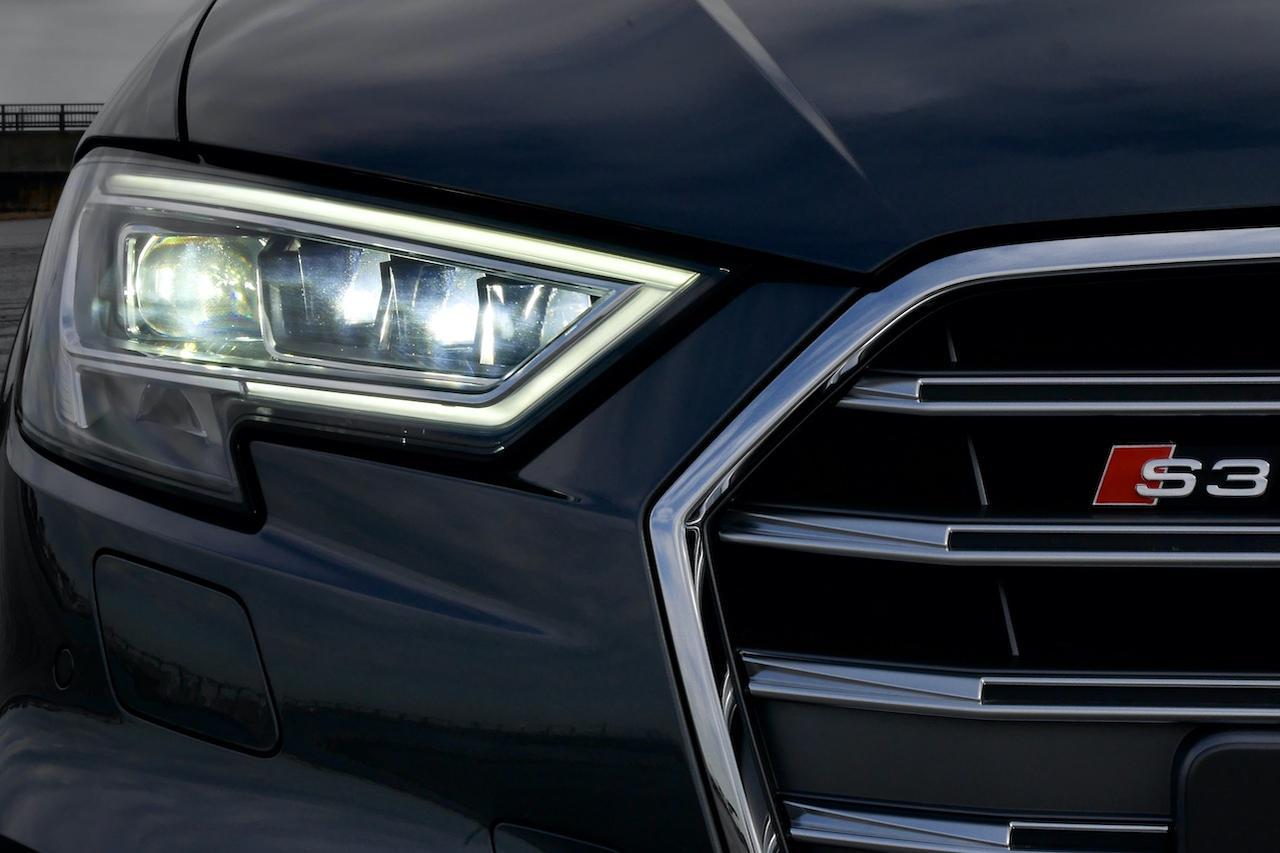 画像8: 【ミニ試乗記】Audi S3 Sportback[再]