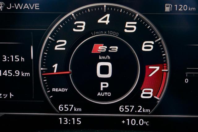 画像7: 【ミニ試乗記】Audi S3 Sportback[再]