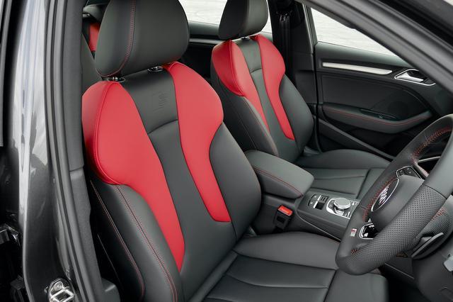 画像3: 【ミニ試乗記】Audi S3 Sportback[再]
