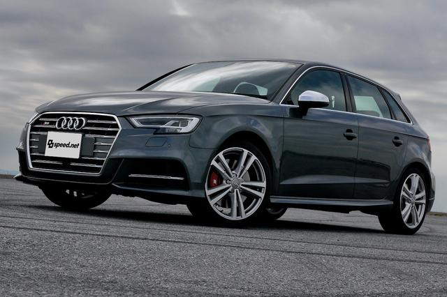 画像2: 【ミニ試乗記】Audi S3 Sportback[再]