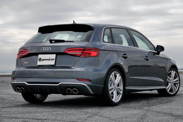 画像9: 【ミニ試乗記】Audi S3 Sportback[再]