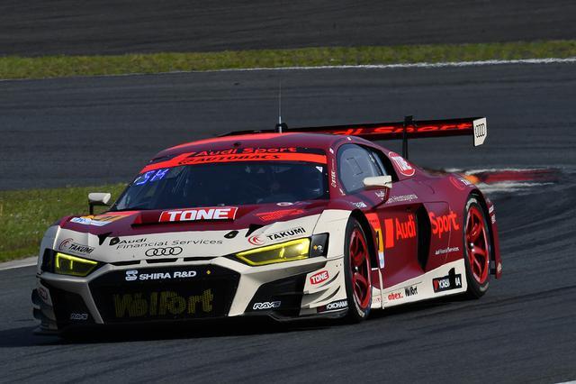 画像3: Audi Team Hitotsuyama