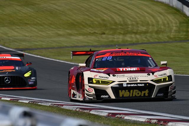 画像2: Audi Team Hitotsuyama