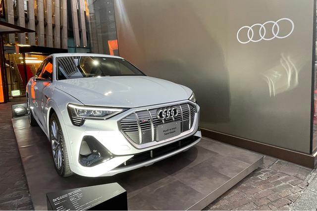 画像2: 気分はオスカー女優か?スーパーモデル!?  「Audi House of Progress Tokyo」期間限定イベント
