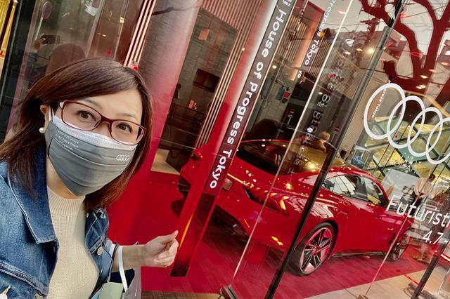 画像4: 気分はオスカー女優か?スーパーモデル!?  「Audi House of Progress Tokyo」期間限定イベント