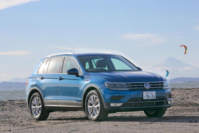 画像: 【試乗記】ティグアン TSI ハイライン[再] - 8speed.net VW、Audi、Porscheがもっと楽しくなる自動車情報サイト
