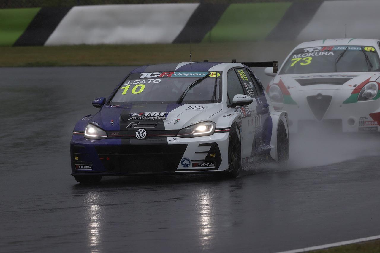 画像2: 【TCRJ Rd.2 AUTOPOLIS】SaturdayシリーズでCupraが優勝