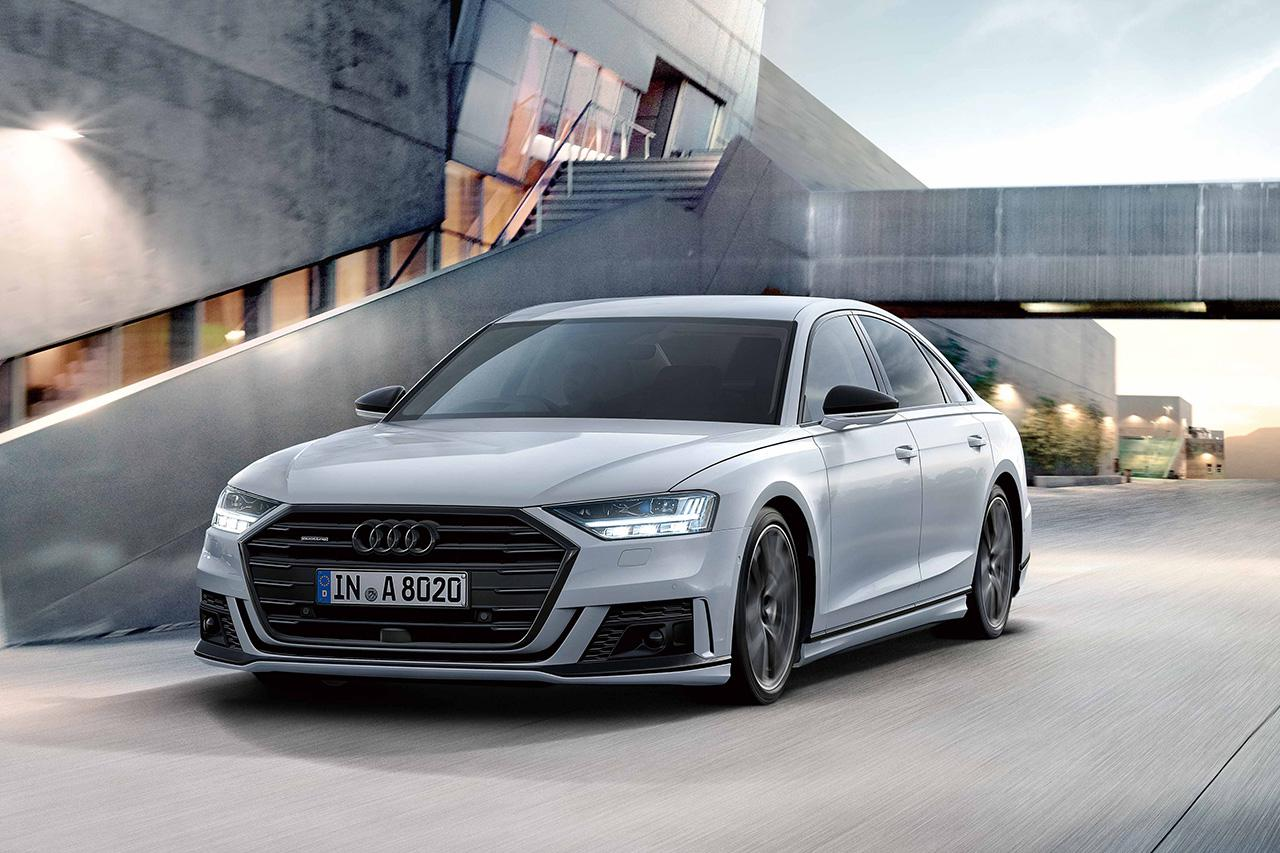 画像1: 限定車「Audi A8 Grand Touring limited」発売