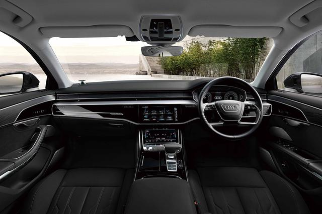 画像4: 限定車「Audi A8 Grand Touring limited」発売