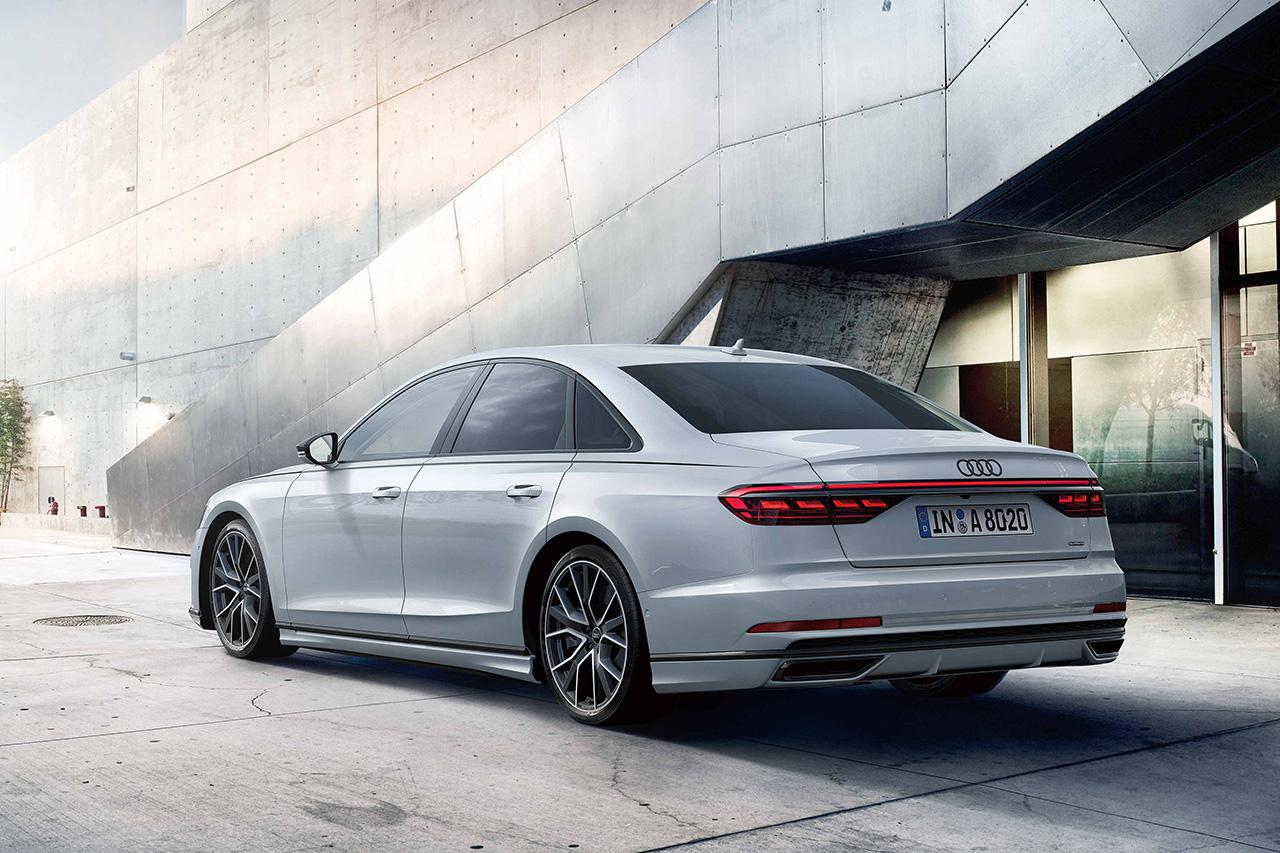 画像5: 限定車「Audi A8 Grand Touring limited」発売