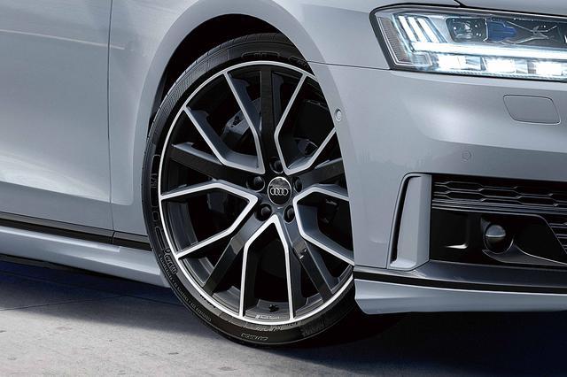 画像3: 限定車「Audi A8 Grand Touring limited」発売