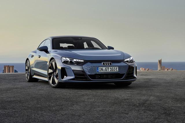画像: 「Audi e-tron GT Road Show」開催