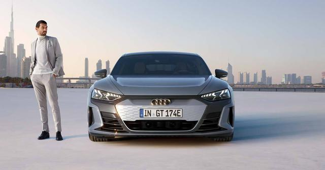 画像: Audi e-tron GT Road Show > #FutureIsAnAttitude > アウディジャパン