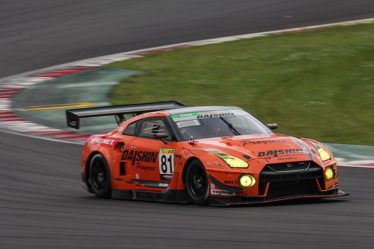 画像: #81 DAISHIN GT3 GT-R