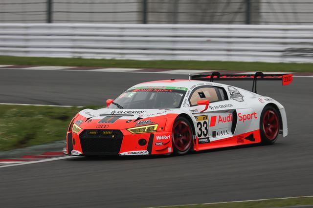 画像: #33 TSK Audi R8 LMS
